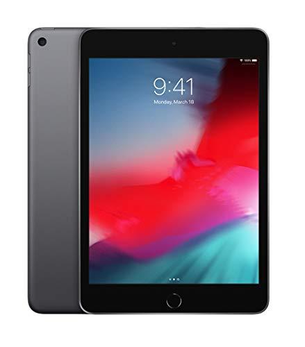 2019 Apple iPad Mini (7,9', Wi-Fi, 64 GB) - Space Grau (5. Generation)
