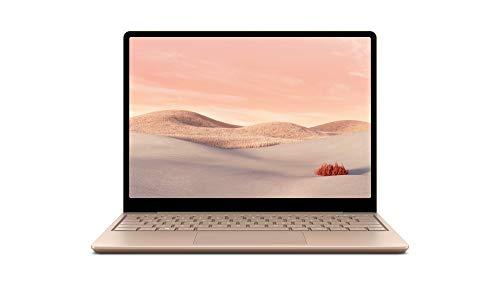 Microsoft Surface Laptop Go, 12,45 Zoll Laptop (Intel Core i5, 8GB RAM, 128GB SSD, Win 10 Home in S Mode) Sandstein