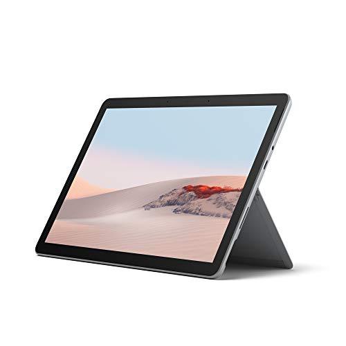 Microsoft Surface Go 2, 10 Zoll 2-in-1 Tablet (Intel Pentium Gold, 4 GB RAM, 64 GB Flash-Speicher, Windows 10 Home S)