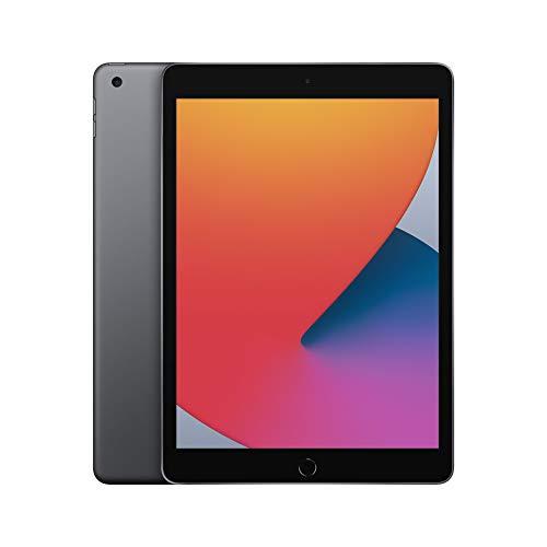 Apple iPad (10,2', 8. Generation, Wi-Fi, 32GB) - Space Grau (2020)