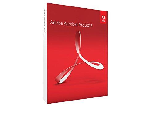 Adobe Acrobat Pro 2017 Windows Disc