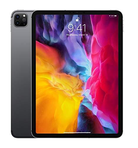 2020 Apple iPad Pro (11', Wi-Fi, 128GB) - Space Grau (2. Generation)