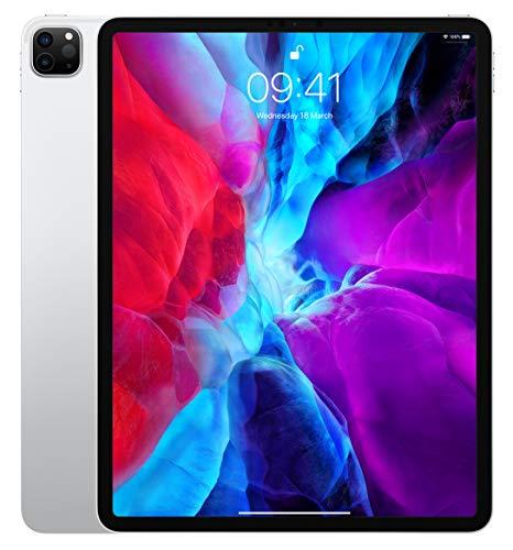 2020 Apple iPad Pro (12,9', Wi-Fi, 128GB) - Silber (4. Generation)