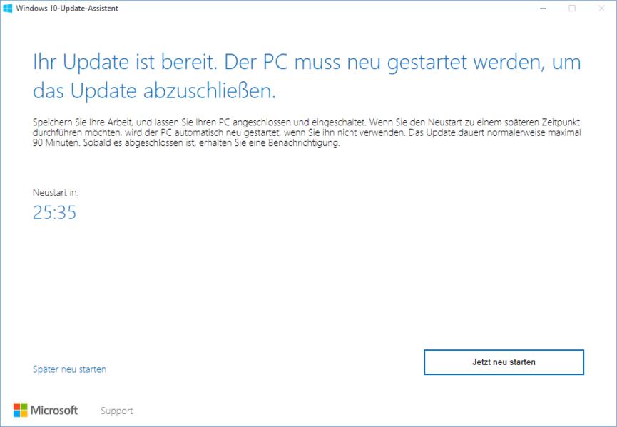 Windows-10-Update-Assistent