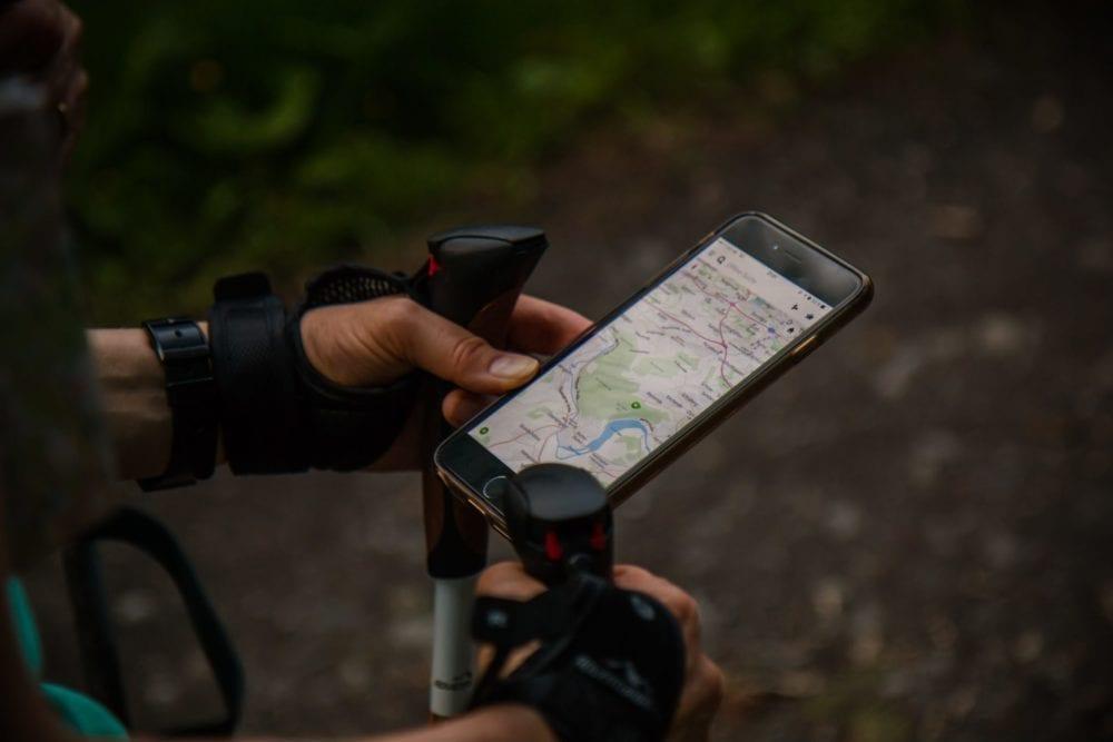 Offline Maps nutzen