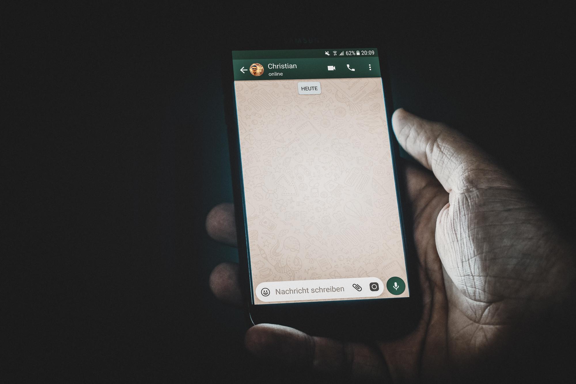 Whatsapp Neue Nummer Eingeben