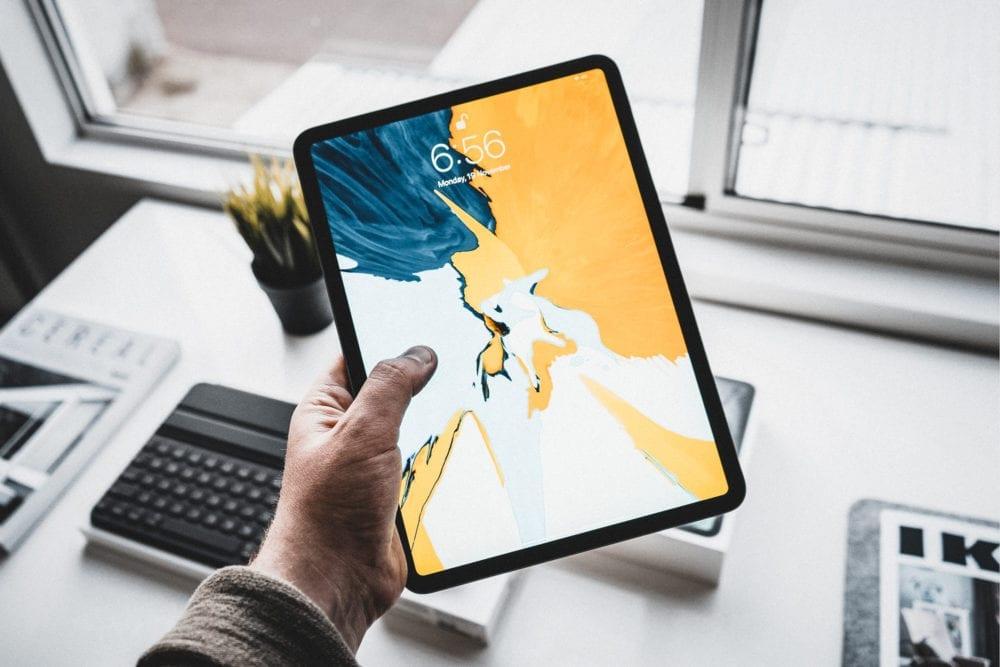 iPad einrichten