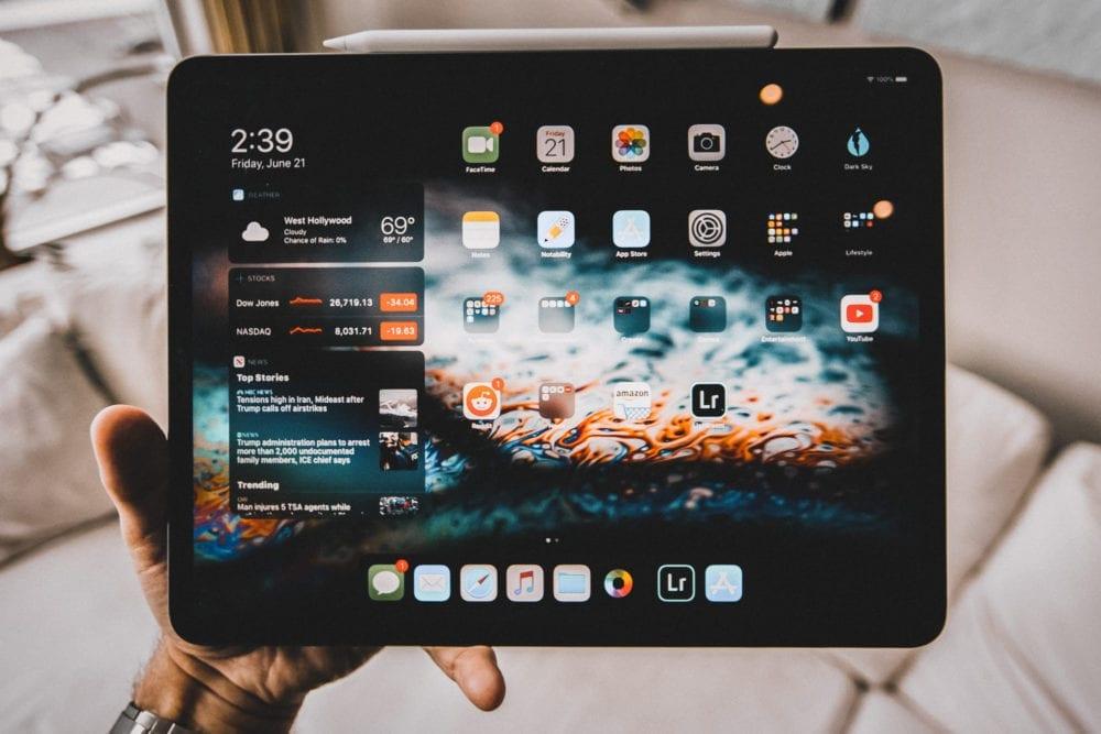iPad Backup und Daten sichern