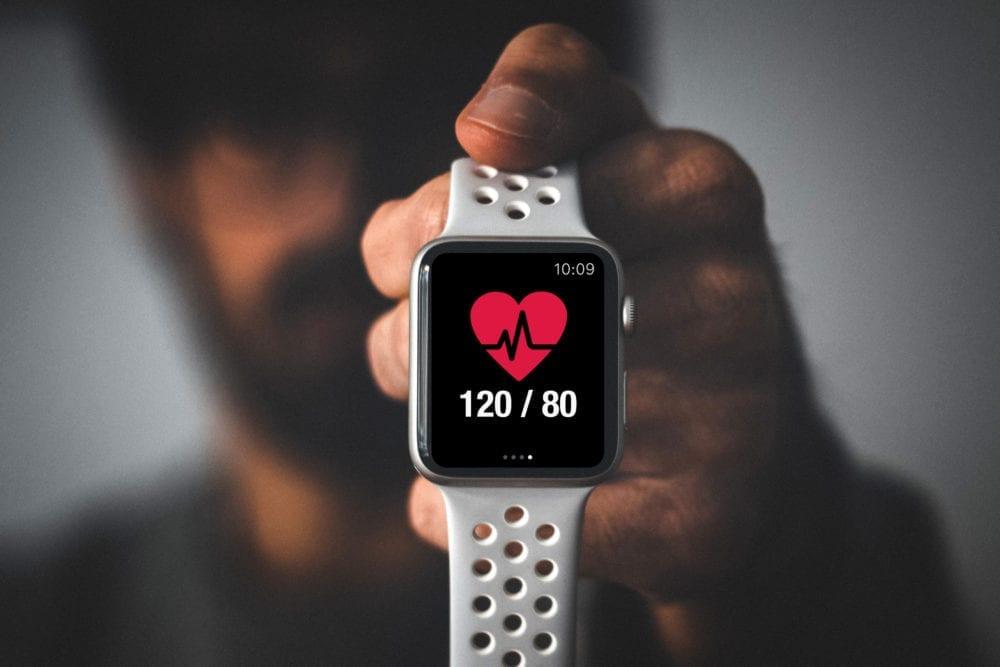 Apple Watch Blutdruck messen