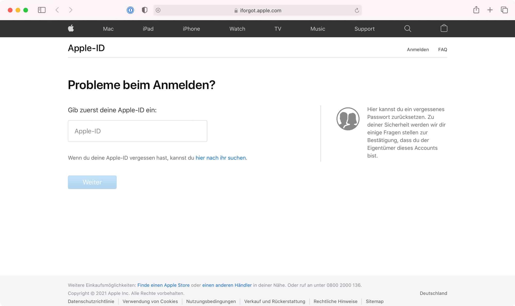 Apple ID Passwort ändern So schnell und einfach geht es   PCShow.de