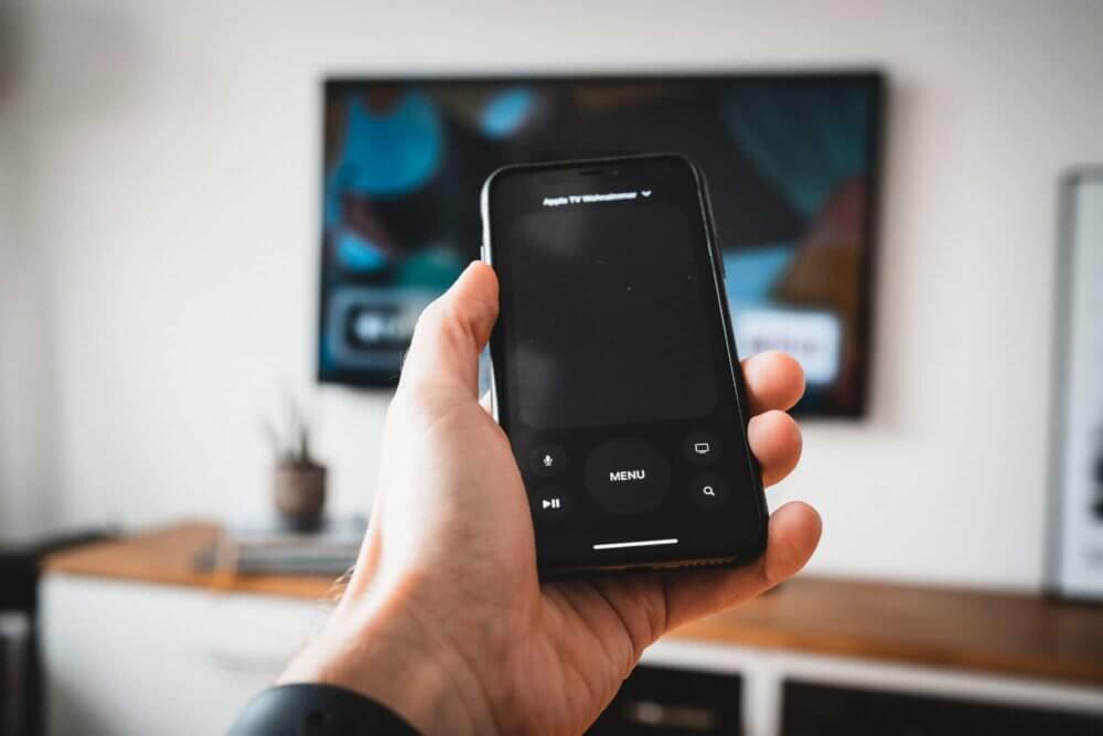 iPhone mit Apple TV verbinden