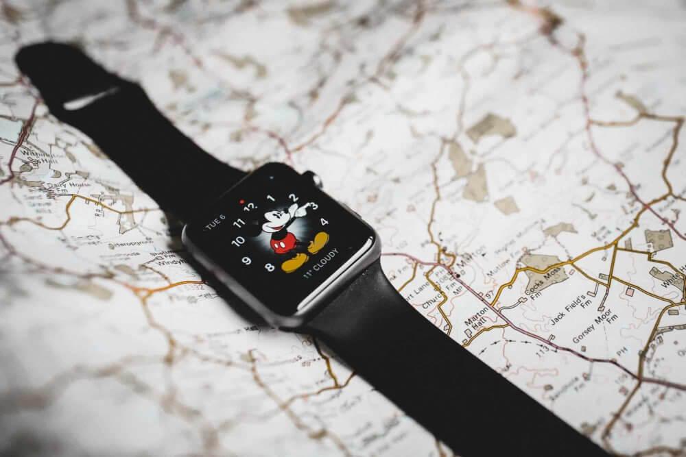 Apple Watch suchen