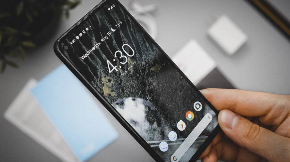 Android Bildschirm drehen