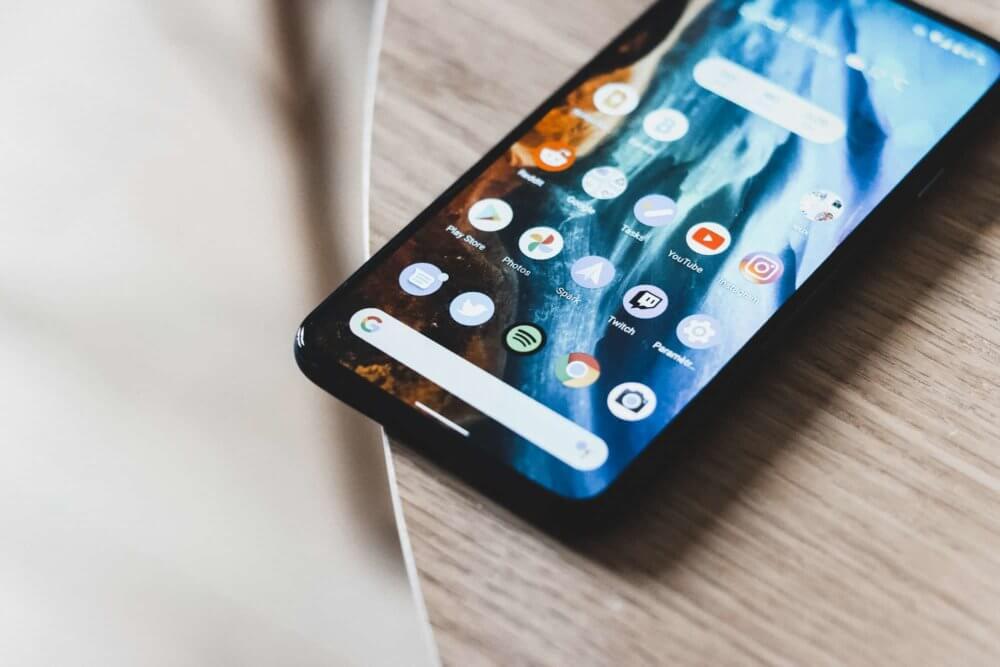 daten übertragen android