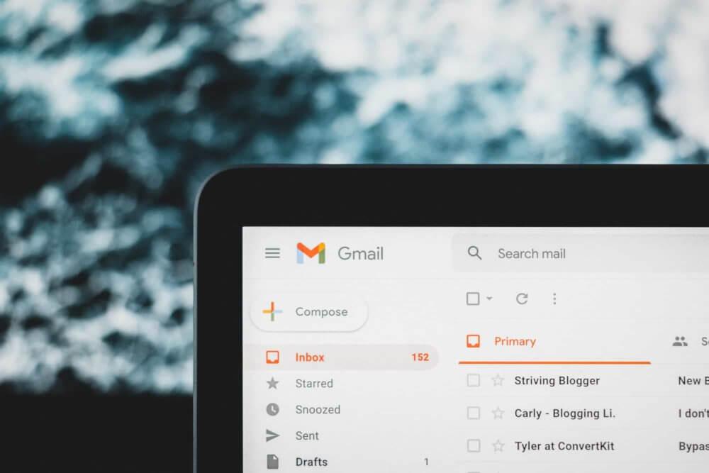 gmail signatur