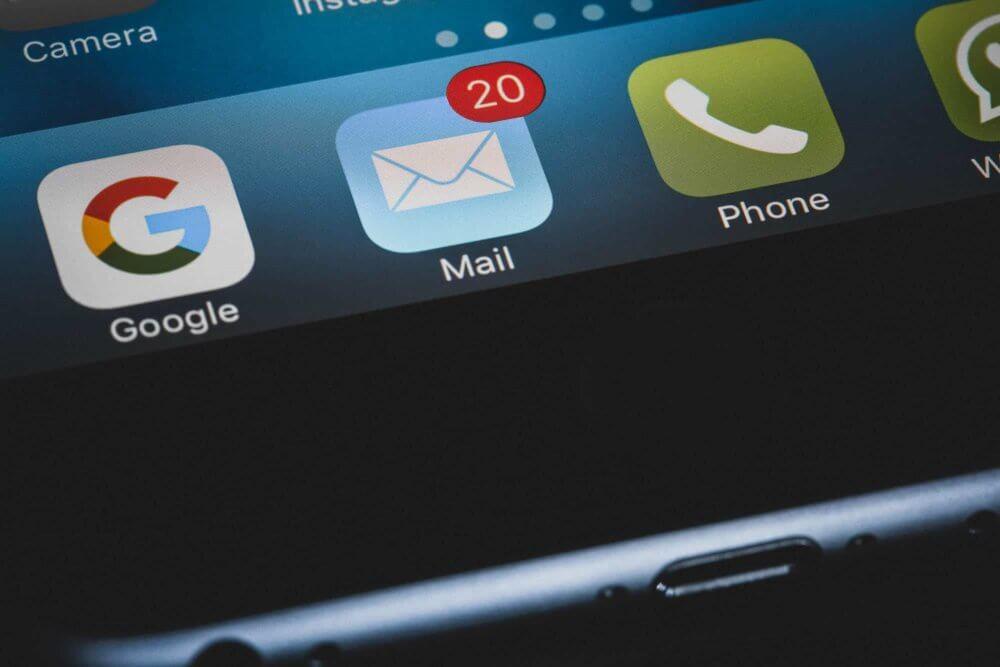 iCloud E-Mail Adresse erstellen